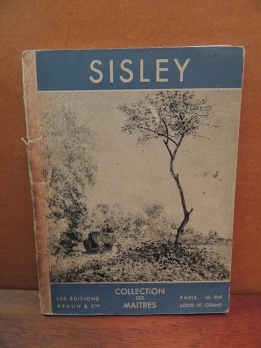 livro sisley george besson collection des maitres