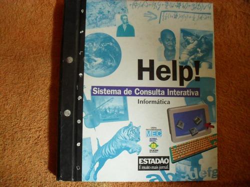 livro - sistema de consulta interativa informática  help