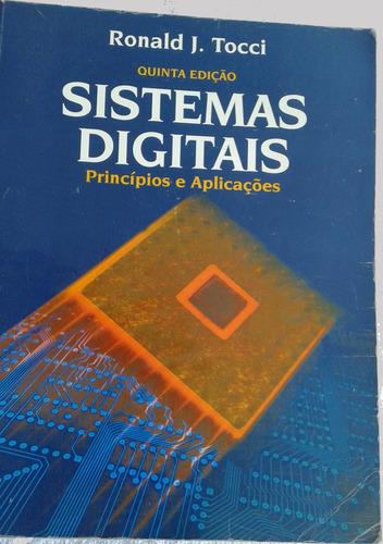 livro - sistemas digitais - princípios e aplicações