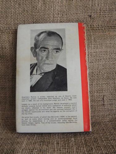 livro são bernardo graciliano ramos - em inglês - peter owen