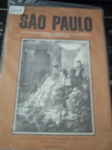 livro são paulo dicionario estatistico geográfico histórico