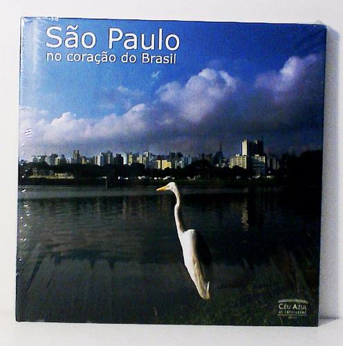 livro são paulo no coração do brasil  turismo cidade cultura