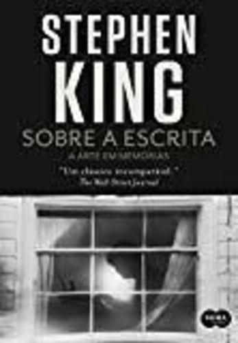 livro sobre a escrita: a arte em memórias stephen king