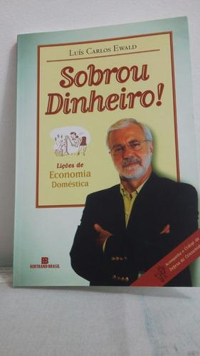 livro sobrou dinheiro!!!! lições de economia domésticas