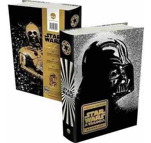livro star wars a trilogia