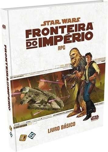 livro star wars fronteira do império rpg swe002