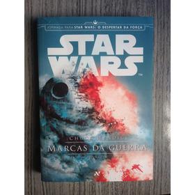 Livro Star Wars Marcas Da Guerra - Chuck Wendig
