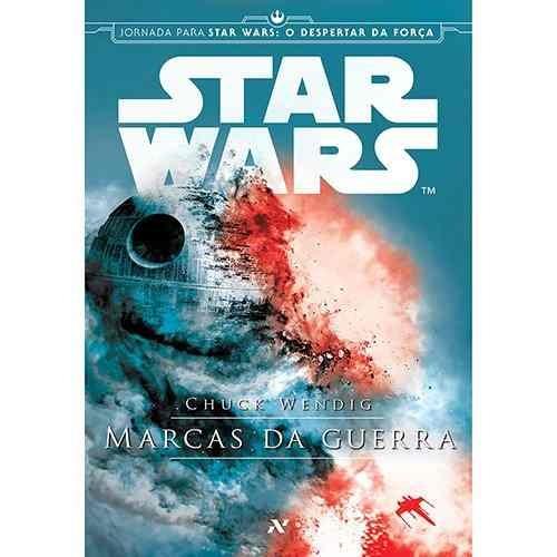 livro star wars - marcas da guerra -envio pelo correio