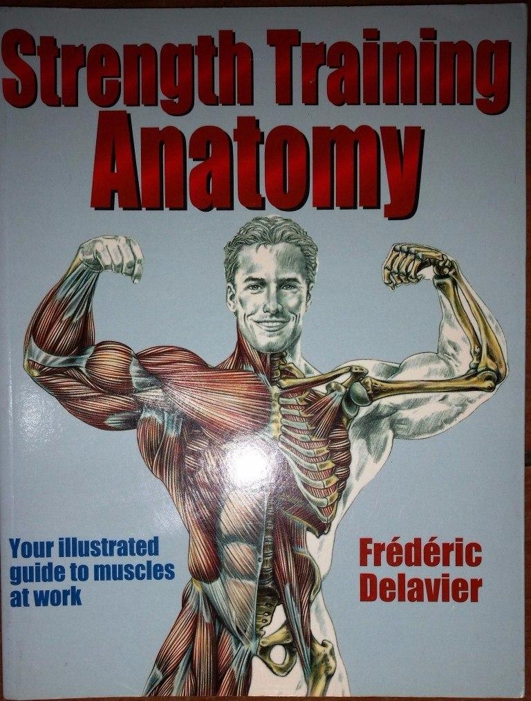 Livro Strength Training Anatomy - Frédéric Delavier - R$ 120,00 em ...