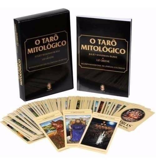 livro taro mitologico