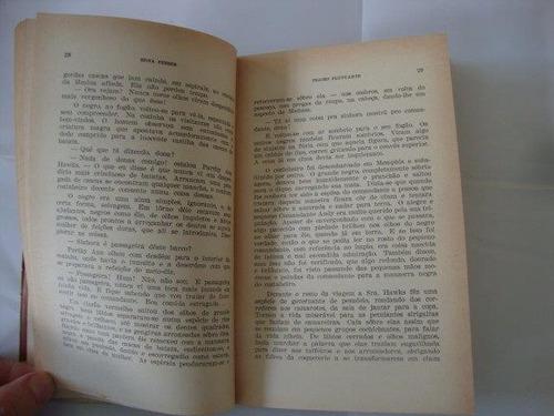 livro teatro flutuante autora edna  ferber  saraiva vol.1