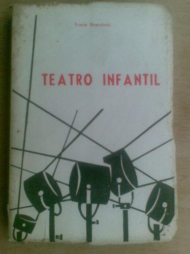 livro - teatro infantil - lúcia benedetti