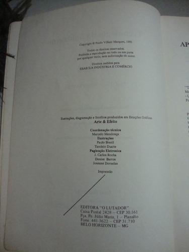 livro   tecnologia da soldagem  - 1 991