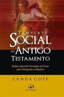 livro template social do antigo testamento - landa cope