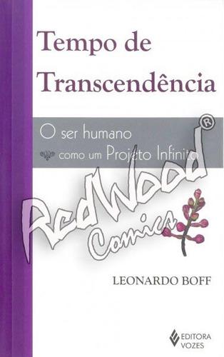 livro - tempo de transcendência  - redwood