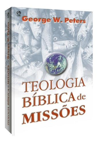 livro teologia biblica de missões frete gratis