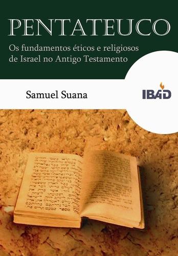 livro teologia pentateuco