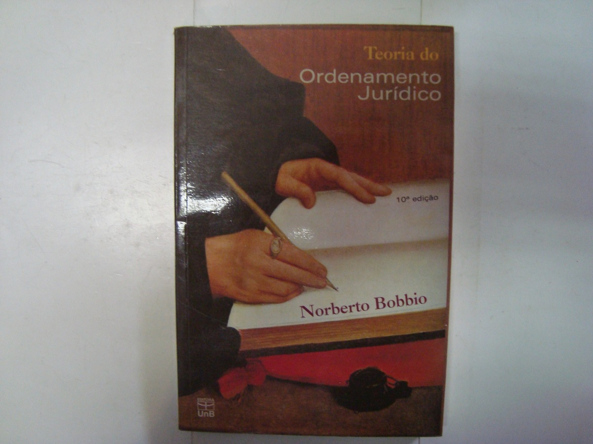 Teoria Do Ordenamento Juridico Bobbio Pdf