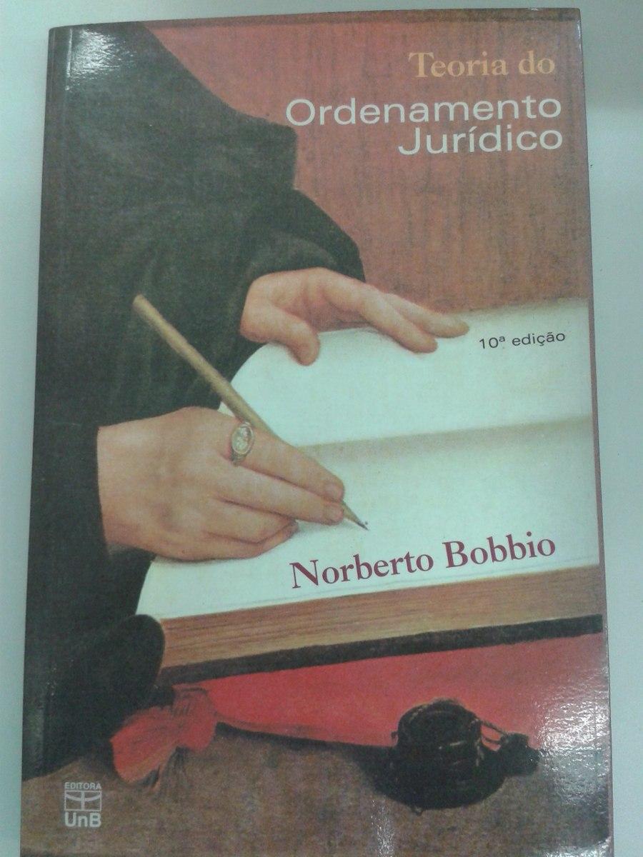 livro de norberto bobbio teoria do ordenamento juridico