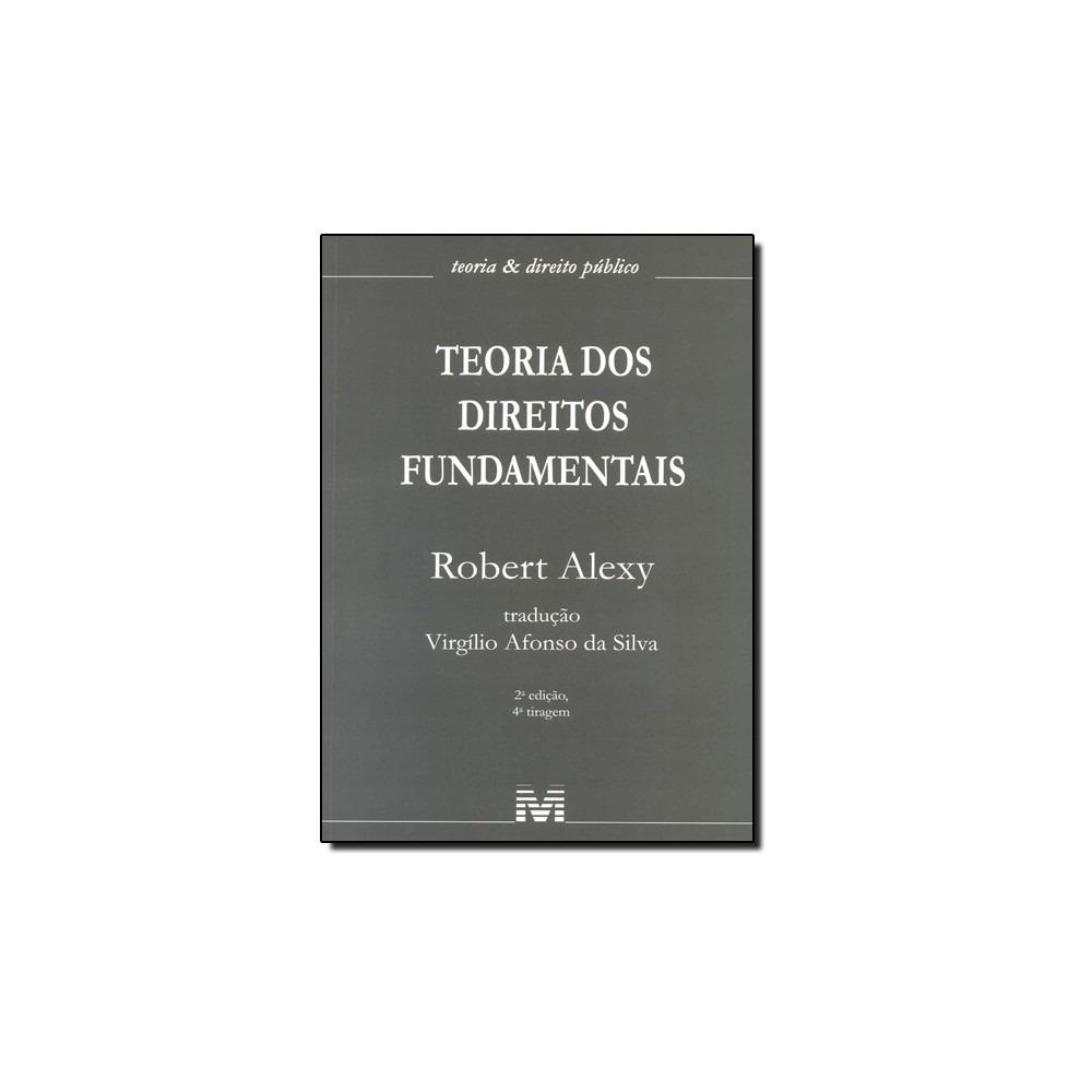 teoria dos direitos fundamentais robert alexy