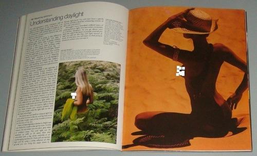 livro the book of nude photography ( inglês )