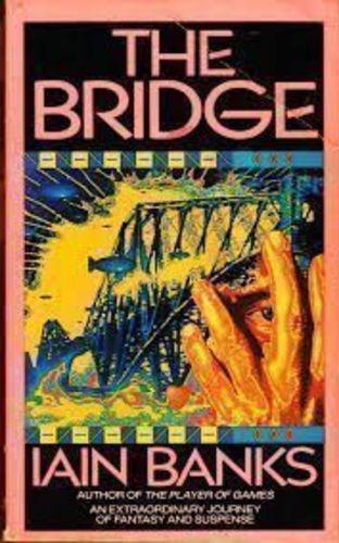 livro the bridge (english edition) iain banks