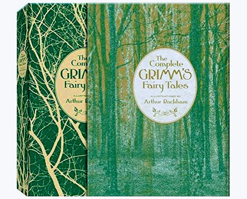 livro the complete grimm's fairy tales - new sealed