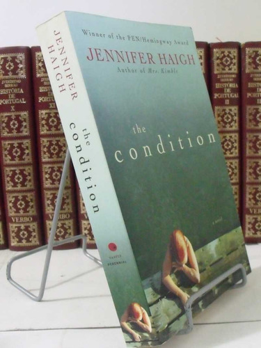livro - the condition