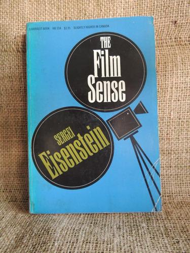 livro the film sense - sergei m eisenstein - 1975 - harvest
