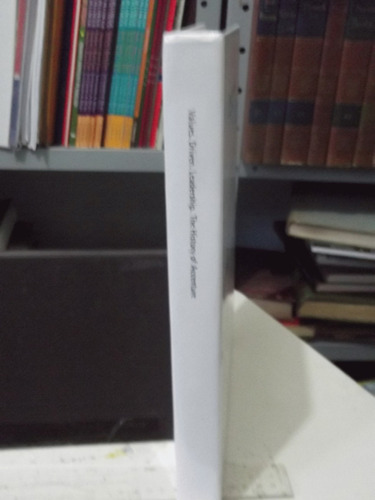 livro - the history of accenture: values. driven. leadership