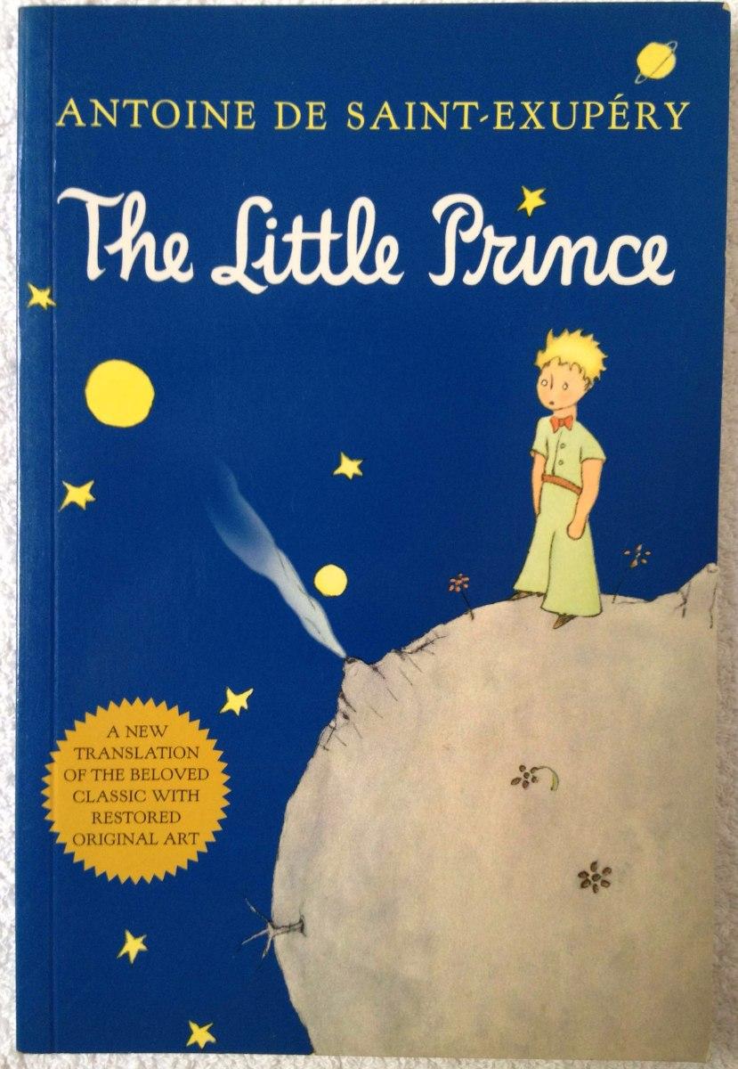 Livro The Little Prince - O Pequeno Príncipe (inglês) - R