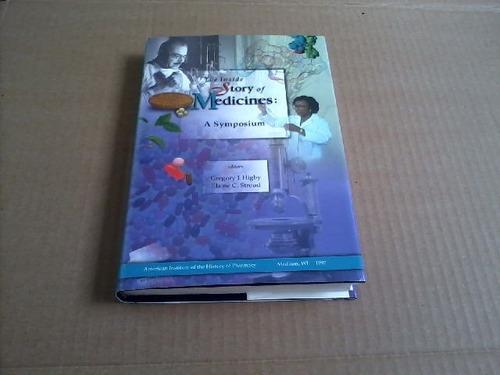 livro the lnside story of medicines - a symposium.