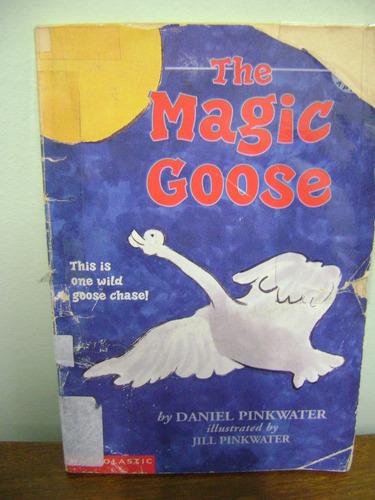 livro the magic goose - daniel pinkwater