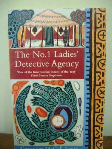 livro the n°1 ladies detective agency alexander mccall smith