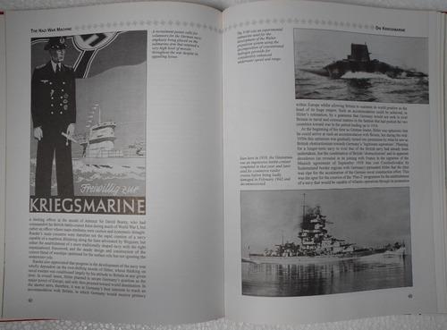livro the nazi war machine - a máquina de guerra nazista