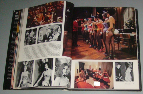 livro the playboy book forty years