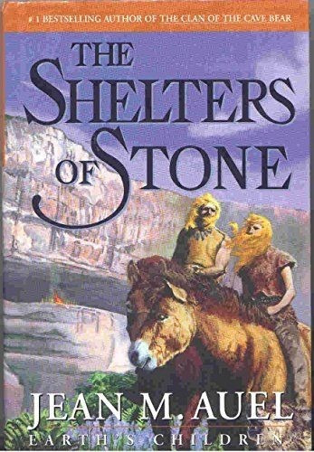 livro the  shelters of  stone