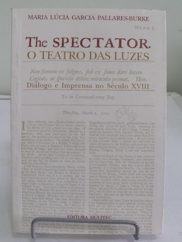 livro - the spectator o teatro das luzes