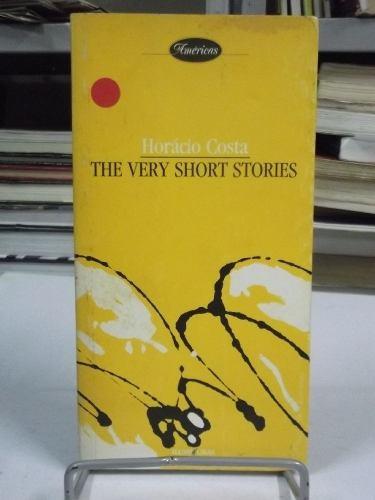 livro - the very short stories - horácio costa