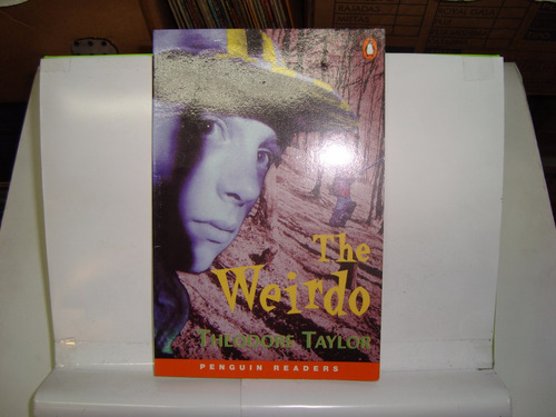 livro - the weirdo - theodore taylor