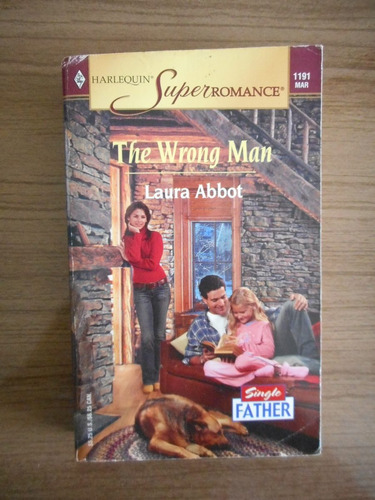 livro the wrong man laura abbot