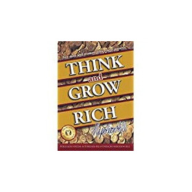 Livro Think And Grow Rich Hill, Napoleon