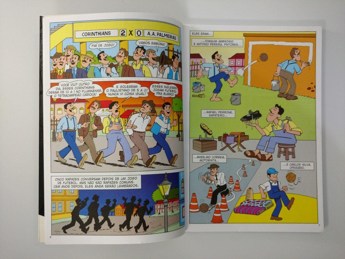 f4ee8d8dd76d9 livro todo poderoso timão em quadrinhos ziraldo (loja do zé). Carregando  zoom.
