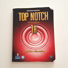Active top edition notch with book 1 second