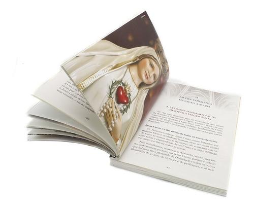 livro tratado da verdadeira devoção a santíssima virgem