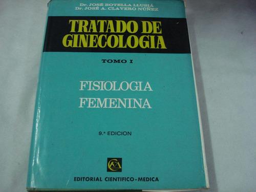 livro - tratado de ginecologia - tomo i fisiologia feminina