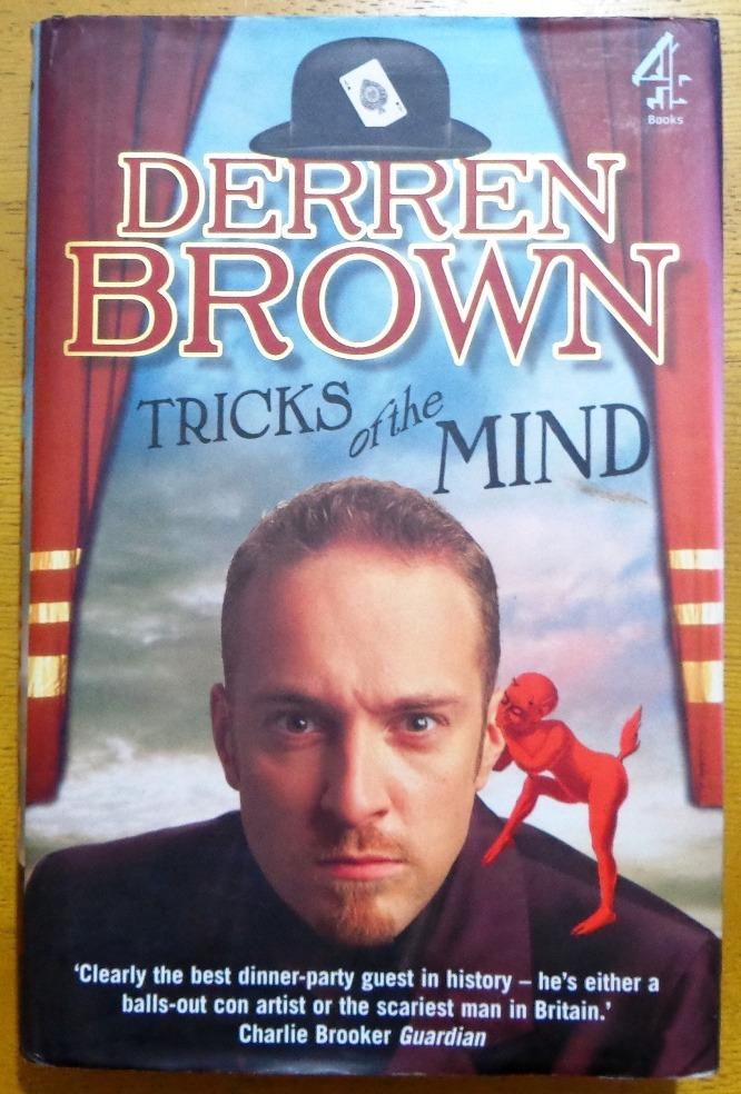 Derren Brown Tricks Of The Mind Book