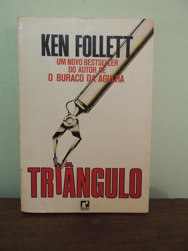 livro triângulo - ken follett