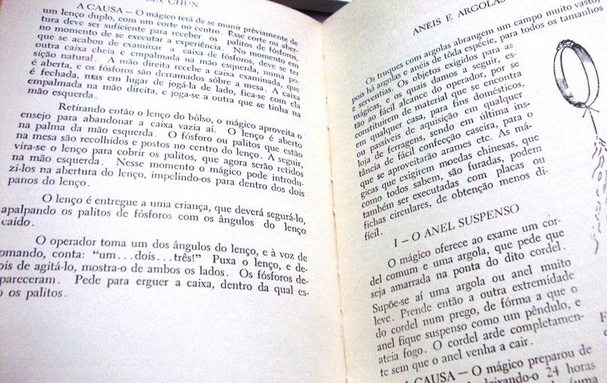 Livro truques e mgicas lin chun capa dura r 5400 em mercado livre carregando zoom fandeluxe Choice Image
