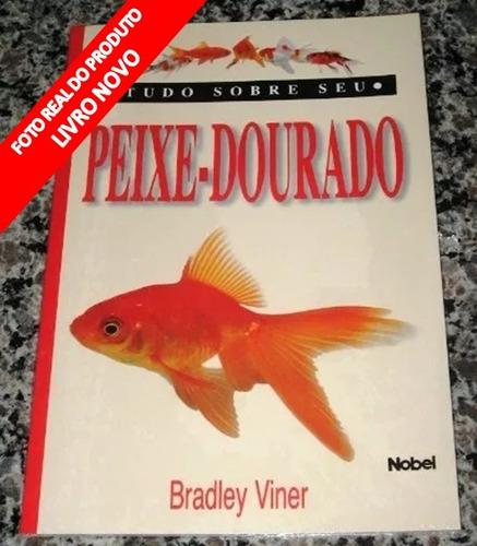 livro - tudo sobre seu peixe-dourado